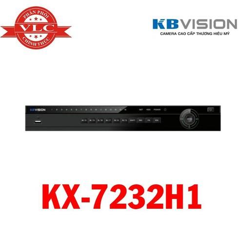 Đầu ghi hình 32 kênh - 5 in 1 kbvision kx-7232h1 - hàng chính hãng