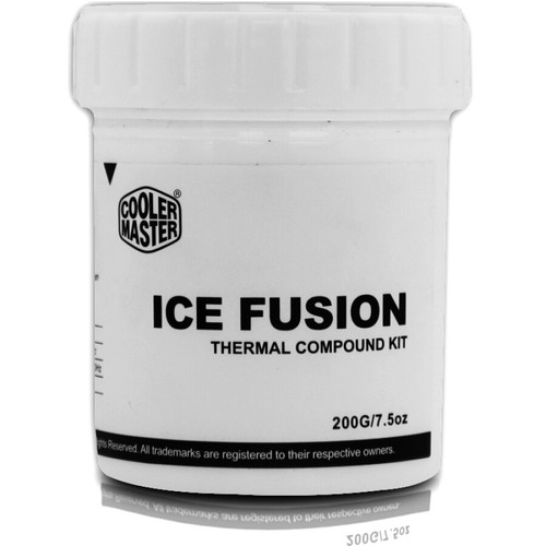 Keo tản nhiệt coolermaster ice fusion 200g tản nhiệt cpu, card vga - 13447605 , 21702775 , 15_21702775 , 229000 , Keo-tan-nhiet-coolermaster-ice-fusion-200g-tan-nhiet-cpu-card-vga-15_21702775 , sendo.vn , Keo tản nhiệt coolermaster ice fusion 200g tản nhiệt cpu, card vga