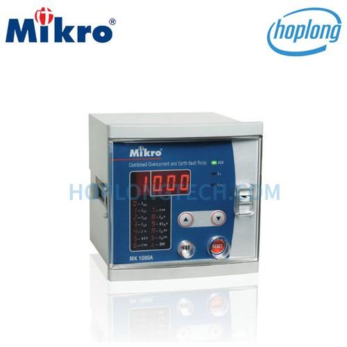 Mk1000a-240a - rơ le bảo vệ kết hợp quá dòng và chạm đất 50p, 50g, 51p, 51g mikro