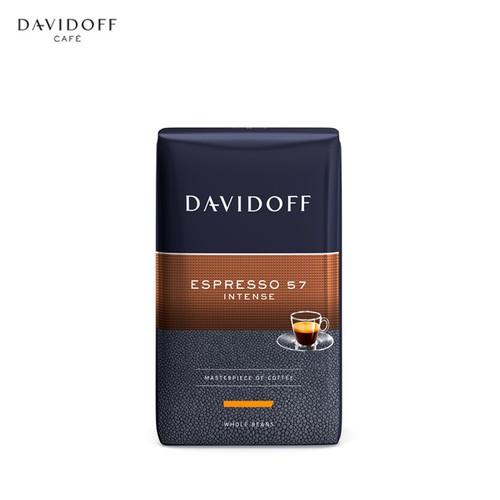 Cà phê nguyên hạt hạng sang davidoff café espresso 57  500g