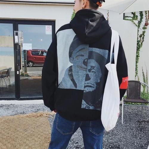 Áo hoodie tay dài có nón