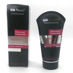 [ Sản phẩm hỗ trợ sức khỏe ] Gel gốc nước Silk Touch làm trơn massage bôi ngoài giúp giảm đau dạng dịch trong suốt 200 ml