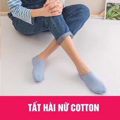 [Tất hót nhất 2019] combo 10 đôi tất hài nữ phong cách vintage - thn