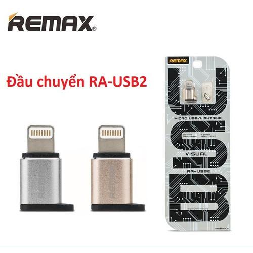 Đầu chuyển từ microusb sang lighning remax ra-usb2 - ra-usb2 - 13454548 , 21710411 , 15_21710411 , 129000 , Dau-chuyen-tu-microusb-sang-lighning-remax-ra-usb2-ra-usb2-15_21710411 , sendo.vn , Đầu chuyển từ microusb sang lighning remax ra-usb2 - ra-usb2