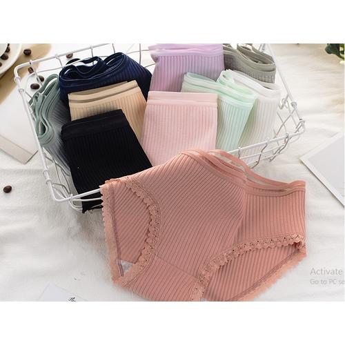 Bộ 3 quần lót len tăm dành cho nữ