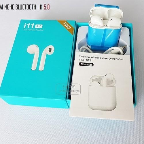 [Free ship] tai nghe bluetooth i11 v5 0 phiên bản nâng cấp - chính hãng.
