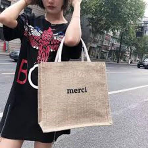 Túi xách nữ túi nữ túi thời trang túi cầm tay túi cói túi giá rẻ