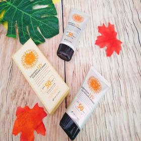Kem chống nắng, dưỡng da mặt, kem chống nắng - Chống nắng UV