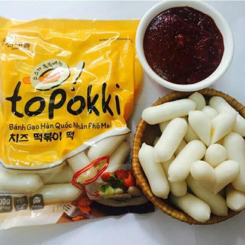 0.5kg bánh gạo tokbokki nhân phô mai hàn quốc - 13453057 , 21708816 , 15_21708816 , 70000 , 0.5kg-banh-gao-tokbokki-nhan-pho-mai-han-quoc-15_21708816 , sendo.vn , 0.5kg bánh gạo tokbokki nhân phô mai hàn quốc