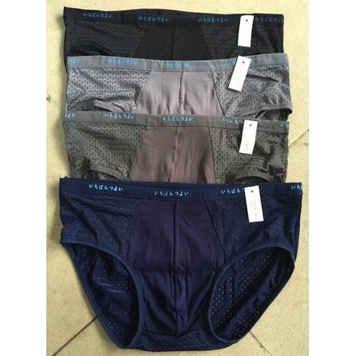 Bộ 4 quần lót nam phong cách nhật bản