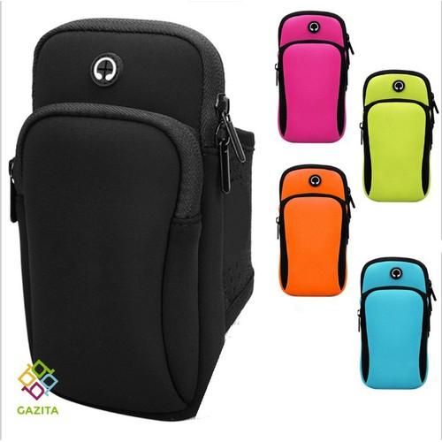 Túi đeo tay đựng điện thoại tập thể dục gazita