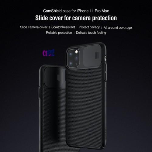 Ốp lưng iphone 11 pro max nillkin camshield chính hãng