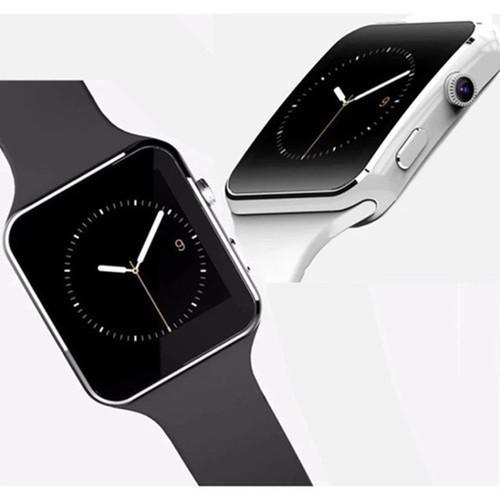 Đồng hồ thông minh x6 màn hình cong mẫu 2019 - 13457035 , 21713091 , 15_21713091 , 185000 , Dong-ho-thong-minh-x6-man-hinh-cong-mau-2019-15_21713091 , sendo.vn , Đồng hồ thông minh x6 màn hình cong mẫu 2019