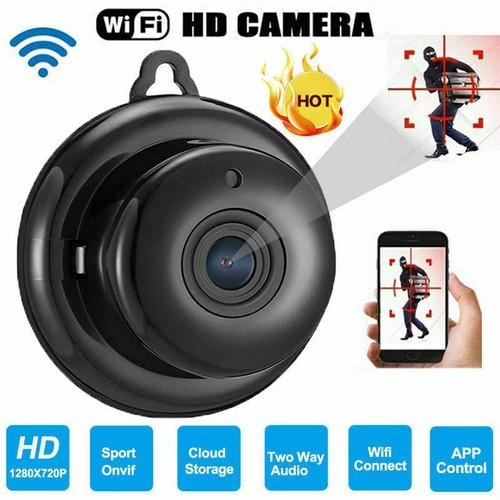 Camera wifi hồng ngoại v380