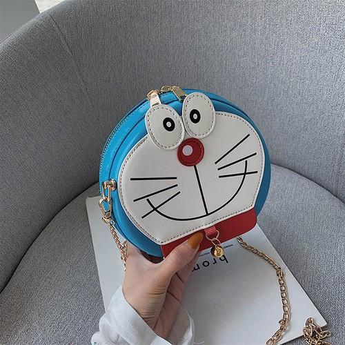 Túi đeo chéo dáng tròn hoạt hình 637