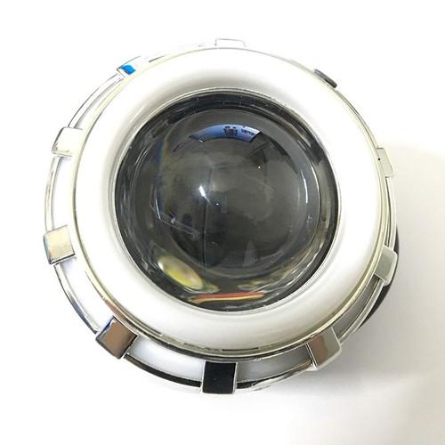 Đèn pha led bi cầu cao cấp viền xanh - đèn pha led bi cầu cao cấp viền xanh - đèn pha led bi cầu cao cấp viền xanh