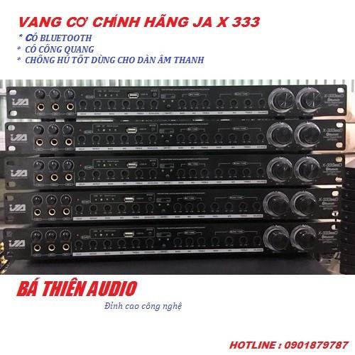 Vang cơ chính hãng ja x 333esd có bluetooth-cổng quang-chống hú tốt dùng cho dàn âm thanh - 13473489 , 21732515 , 15_21732515 , 1800000 , Vang-co-chinh-hang-ja-x-333esd-co-bluetooth-cong-quang-chong-hu-tot-dung-cho-dan-am-thanh-15_21732515 , sendo.vn , Vang cơ chính hãng ja x 333esd có bluetooth-cổng quang-chống hú tốt dùng cho dàn âm thanh