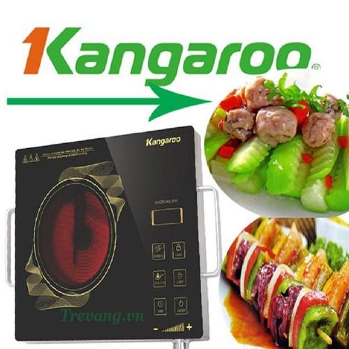 Bếp hồng ngoại chính hãng kg394i kangaro