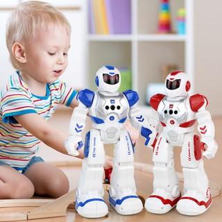 Robot Thông Minh Điều Khiển Cảm Ứng Tay , Điều Khiển Từ Xa Phiên Bản Tiếng Anh Màu Đỏ - RB03 thumbnail