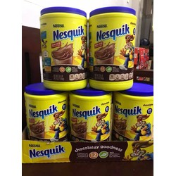 Bột Cacao Socola Nestle Nesquik Chocolate 1.18kg Mỹ