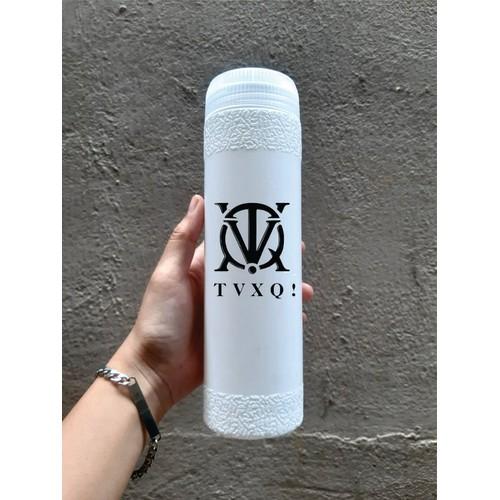 Bình nước tvxq - có nhiều mẫu kpop, dbsk