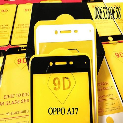 Kính cường lực oppo a37 full viền_cường lực điện thoại_kính cường lực 9d full màn hình