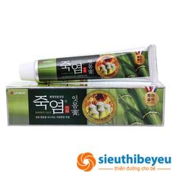 Kem đánh răng chăm sóc nướu Bamboo Salt Gum Care 120g