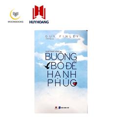 Sách Buông Bỏ Để Hạnh Phúc - 8935095625550