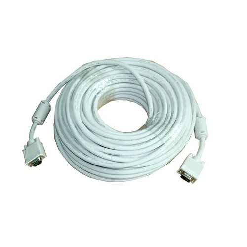 Cable vga 20m dây trắng cao cấp - 13466176 , 21724240 , 15_21724240 , 151000 , Cable-vga-20m-day-trang-cao-cap-15_21724240 , sendo.vn , Cable vga 20m dây trắng cao cấp