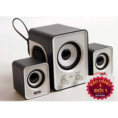 Loa nghe nhạc máy tính, điện thoại, tivi bass khỏe speakers pf94