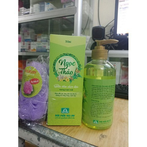 Sữa tắm dược liệu ngọc thảo - hương truyền thống - 13476060 , 21735306 , 15_21735306 , 70000 , Sua-tam-duoc-lieu-ngoc-thao-huong-truyen-thong-15_21735306 , sendo.vn , Sữa tắm dược liệu ngọc thảo - hương truyền thống
