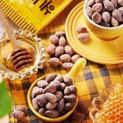 Hạnh nhân tẩm bơ mật ong Hàn Quốc Bịch 200g