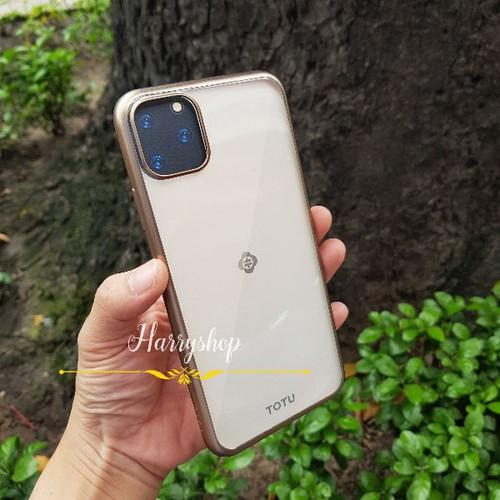 Ốp lưng iphone 11 pro max dẻo viền màu sơn mờ totu chính hãng - 13473166 , 21732163 , 15_21732163 , 120000 , Op-lung-iphone-11-pro-max-deo-vien-mau-son-mo-totu-chinh-hang-15_21732163 , sendo.vn , Ốp lưng iphone 11 pro max dẻo viền màu sơn mờ totu chính hãng