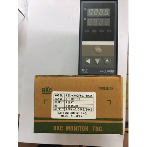 Bộ điều khiển nhiệt độ đồng hồ nhiệt rkc c400, fk07, relay, ssr - 13473171 , 21732169 , 15_21732169 , 200000 , Bo-dieu-khien-nhiet-do-dong-ho-nhiet-rkc-c400-fk07-relay-ssr-15_21732169 , sendo.vn , Bộ điều khiển nhiệt độ đồng hồ nhiệt rkc c400, fk07, relay, ssr