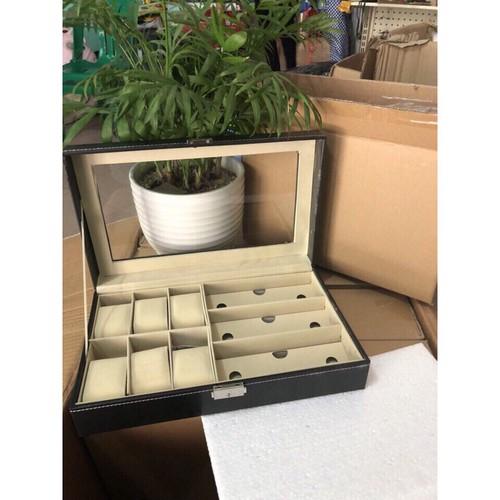 Hộp đựng đồng hồ | hộp đồng hồ cao cấp | hộp đựng đồng hồ mắt kính cao cấp