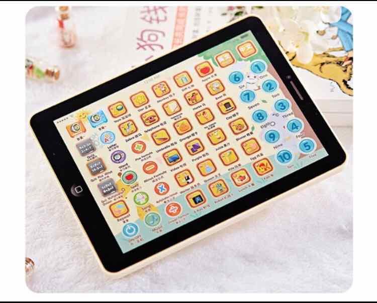 Hình ảnh Combo Máy Tính Bảng HỌC TIẾNG ANH và điện thoại đa chức năng cho bé