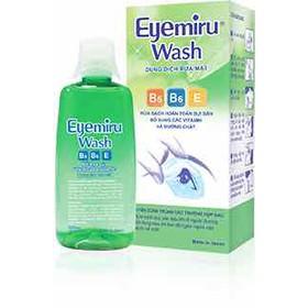 Dung dịch rửa mắt Eyemiru sản xuất tại Nhật chai 500 ml - Gn54