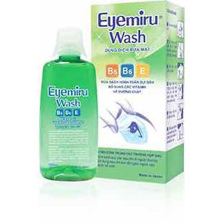 Dung dịch rửa mắt Eyemiru sản xuất tại Nhật chai 500 ml - Gn54 thumbnail