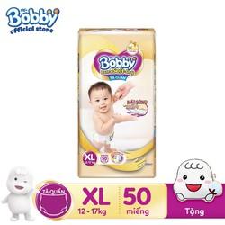 [Tặng Gối ôm hình mặt Bobby Chan] Tã Bobby Quần Extra Soft-Dry đủ size