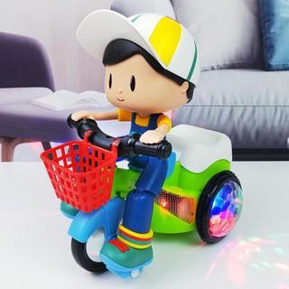 Xe đồ chơi cho bé- xe phát sáng - Xe phát nhạc - Xe phát nhạc thumbnail