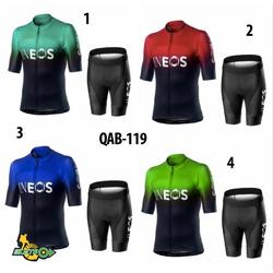 Quần áo xe đạp team INEOS 2019 XS-5XL QAB-119