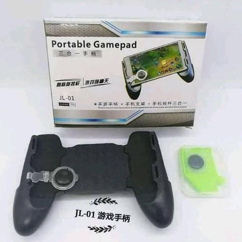 Bộ tay cầm chơi game kèm nút joystick jl - 01