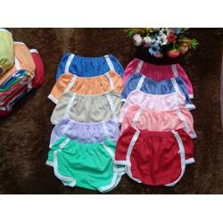 [ Siêu Sale ] Set 10 quần đùi rộng rãi cho bé trai và bé gái