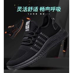 [ Siêu phẩm ] MUA 1 TẶNG 1 giày thể thao nam,đế cao su 39 - 43 tặng 1 đôi dép.
