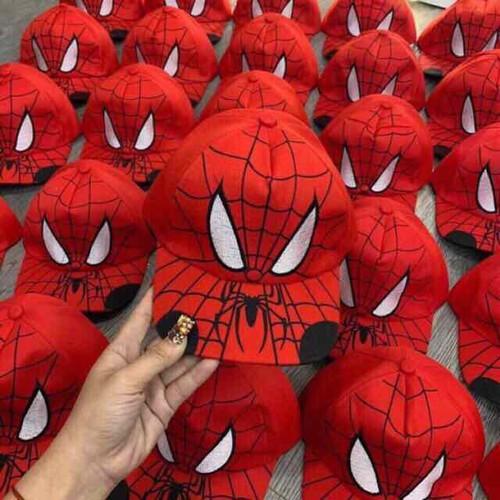 Mũ siêu nhân nhện cho bé trai - 13487951 , 21748662 , 15_21748662 , 50000 , Mu-sieu-nhan-nhen-cho-be-trai-15_21748662 , sendo.vn , Mũ siêu nhân nhện cho bé trai