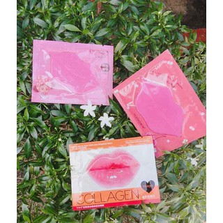 combo 10 miếng mặt nạ môi - MNMoi 1