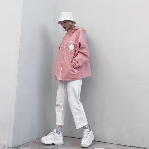 Áo khoác dù - áo khoác dù
