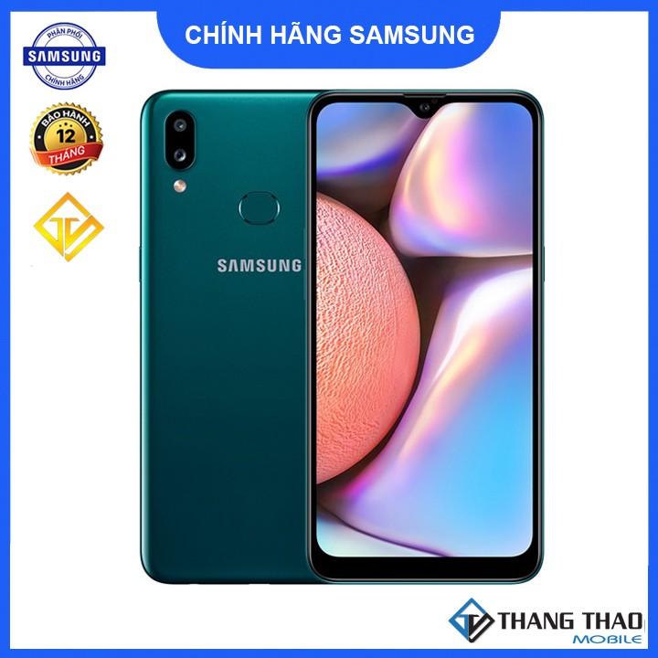 Điện Thoại Samsung Galaxy A10s 32GB-2GB - Hàng Chính Hãng - Galaxy_A10s