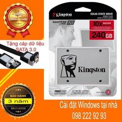 SSD Kington 240GB Sata 3 Chính Hãng