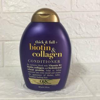 Dầu Gội OGX Biotin Collagen Shampoo. Dung tích 385ml và 577ml - OGX-385 thumbnail